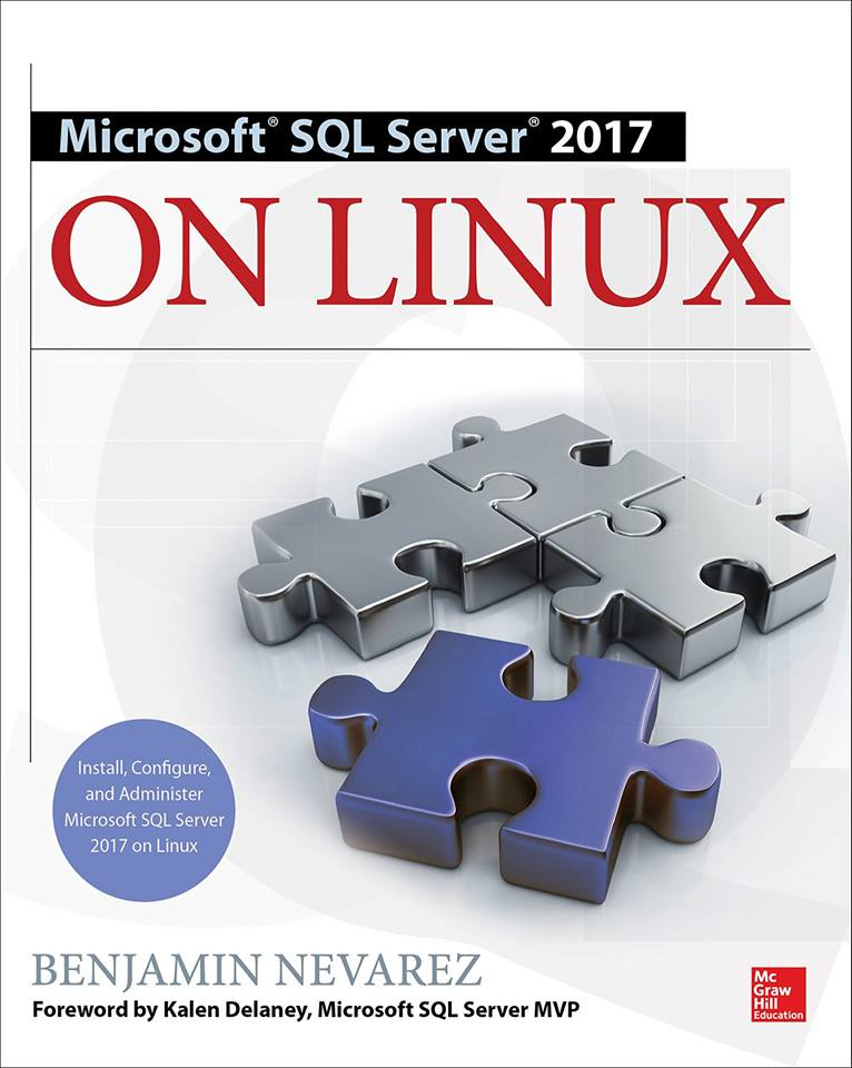 Why I decided to write a book about SQL Server on Linux
